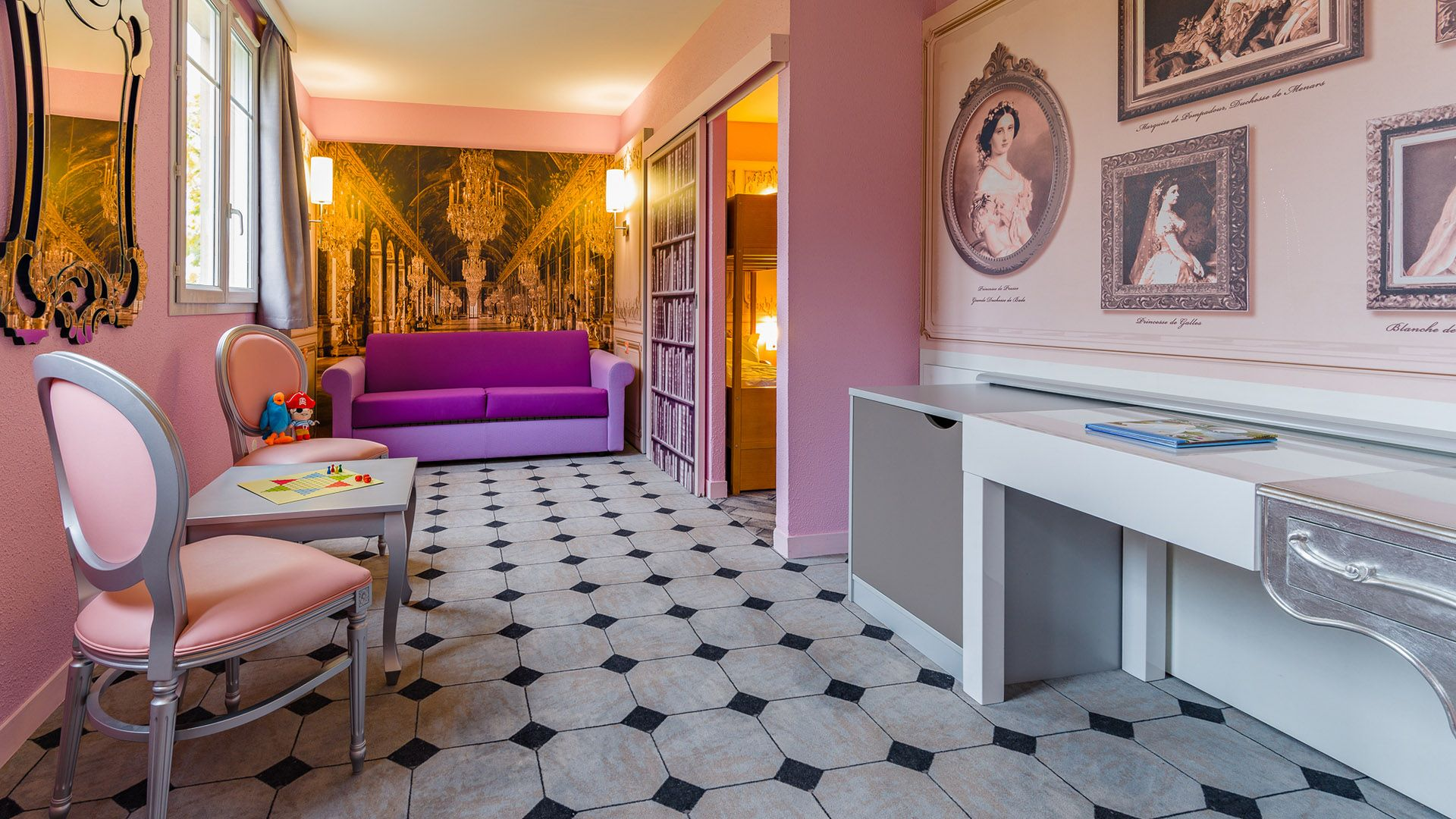 Camere Disneyland Paris : Apartment disneyland paris home sweet home bussy saint georges