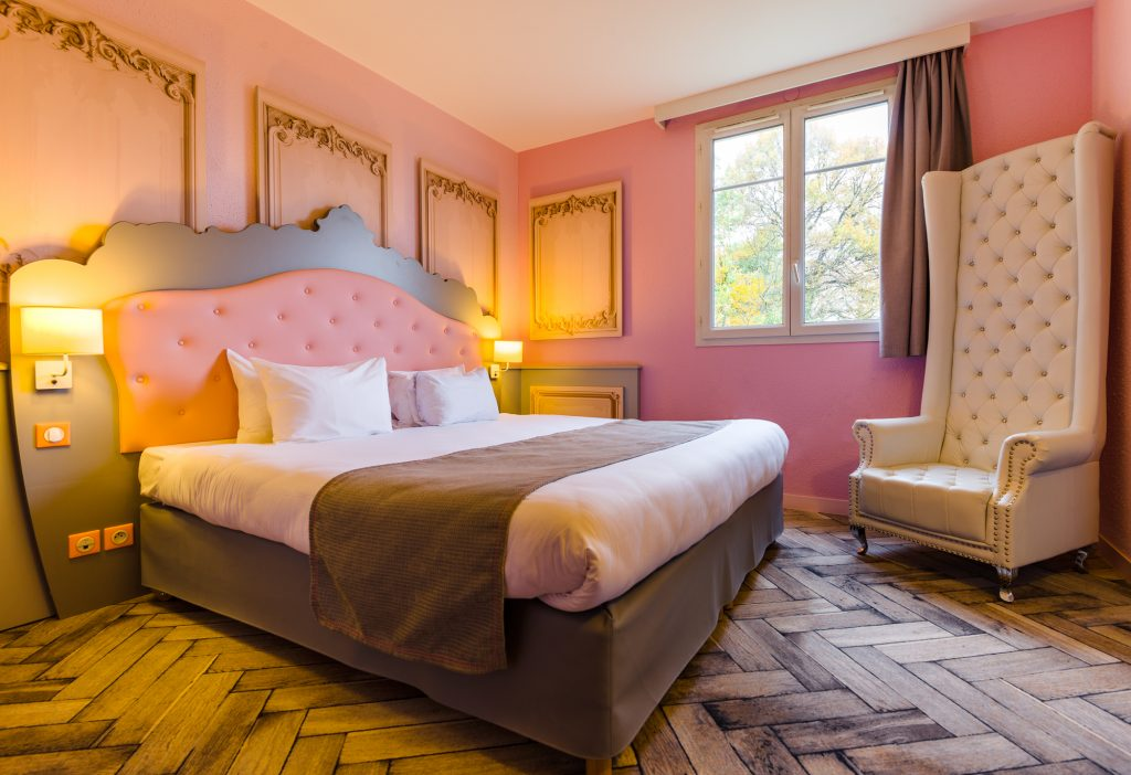 Saint-Valentin à Disneyland Paris - Explorers Hotel à ...