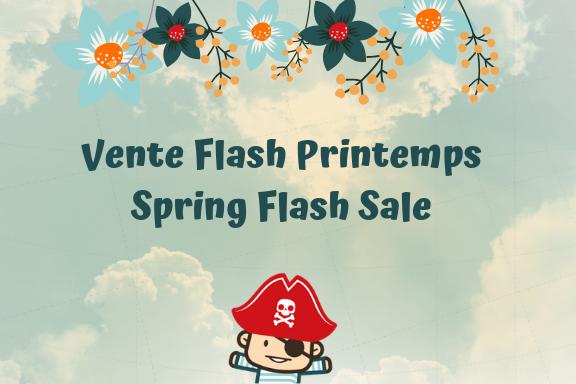 spring-flash-sale