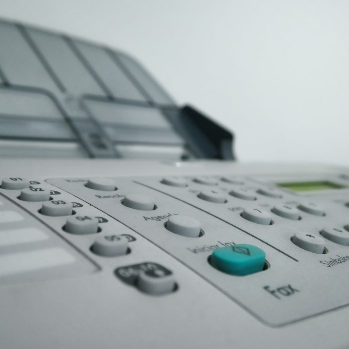 Service fax et photocopie