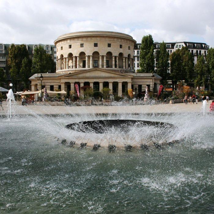 El parque de Villette