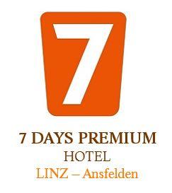 logo 7 Days Premium Hotel Linz-Ansfelden