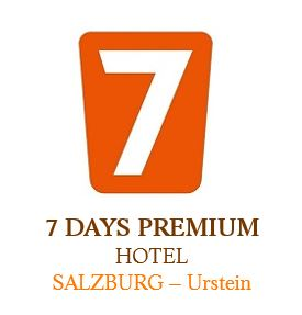 logo 7 Days Premium Salzburg-Urstein
