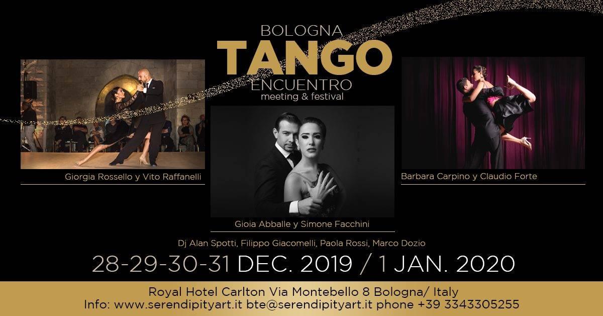 Tango Encuentro Capodanno 2019-20