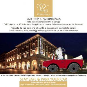 Parking Pass a Bologna