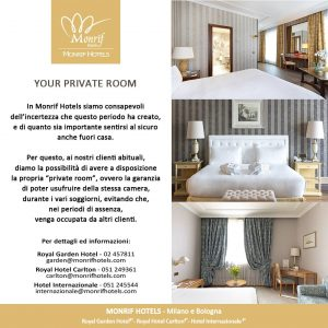 Your Private Room a Milano e Bologna