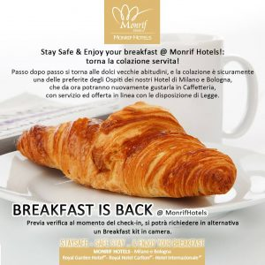 Breakfast is back!