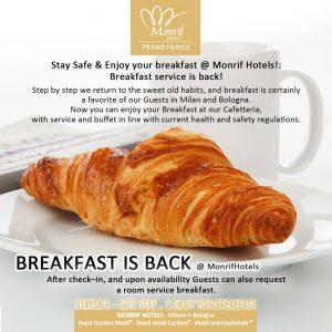 Breakfast is back!