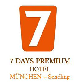 logo 7 Days Premium Munich