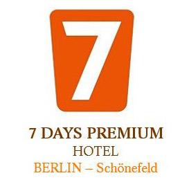 logo 7 Days Premium Berlin Schönefeld