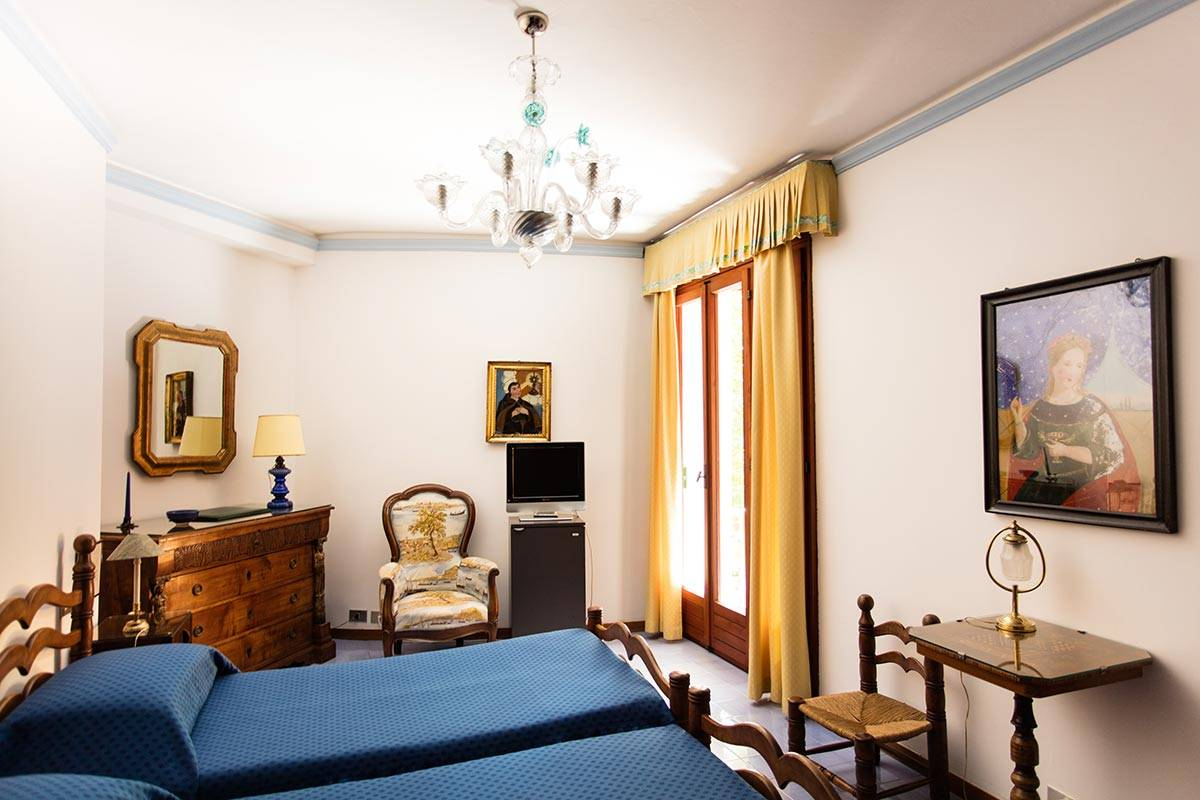 Rooms Double Room Venice Lido Hotel Albergo Quattro Fontane A Few Minutes From The Stones Of Venice