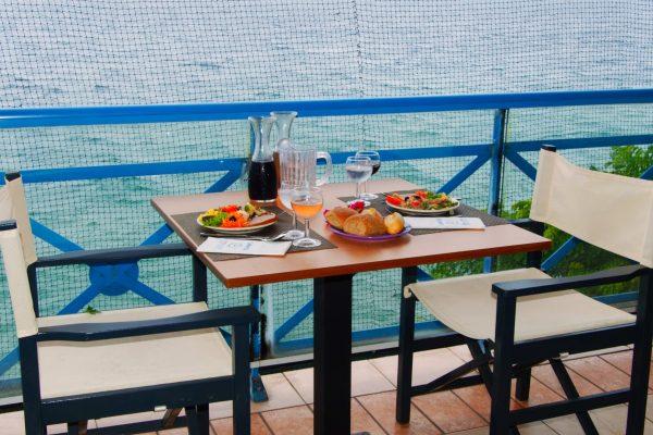 Restaurant Carayou Hotel & Spa - Les Trois îlets - Martinique