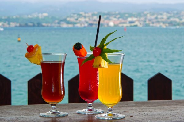Carayou Hotel & Spa - Bar de la Pointe du Bout - Martinique