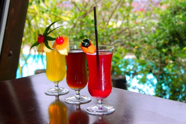 Carayou Hotel & Spa - Bar Les Trois Îlets - Martinique