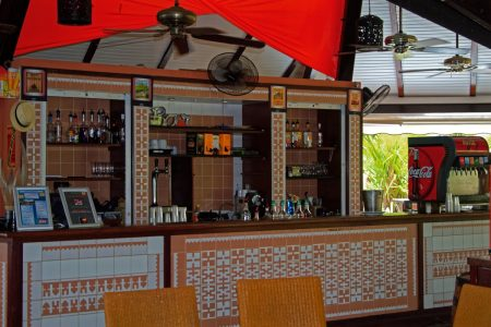 Bar La Paillote - Carayou Hotel & Spa - Martinique