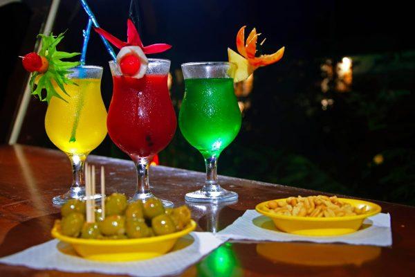 Carayou Hotel & Spa - Bar aux Trois Îlets - Martinique