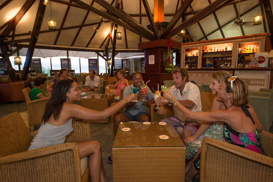 Carayou Hotel & Spa - Bar Trois Îlets - Martinique