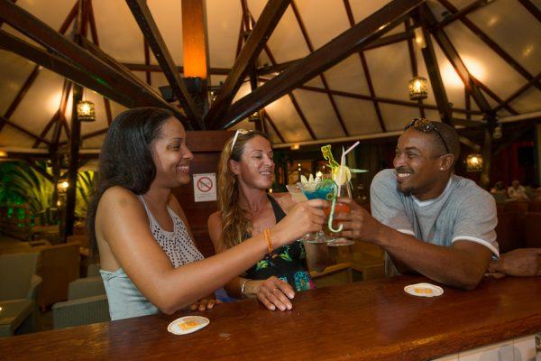 Bar du Carayou Hotel & Spa - Les Trois Îlets - Martinique