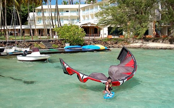 Kite surf et jet-ski - Carayou Hotel & Spa - Martinique