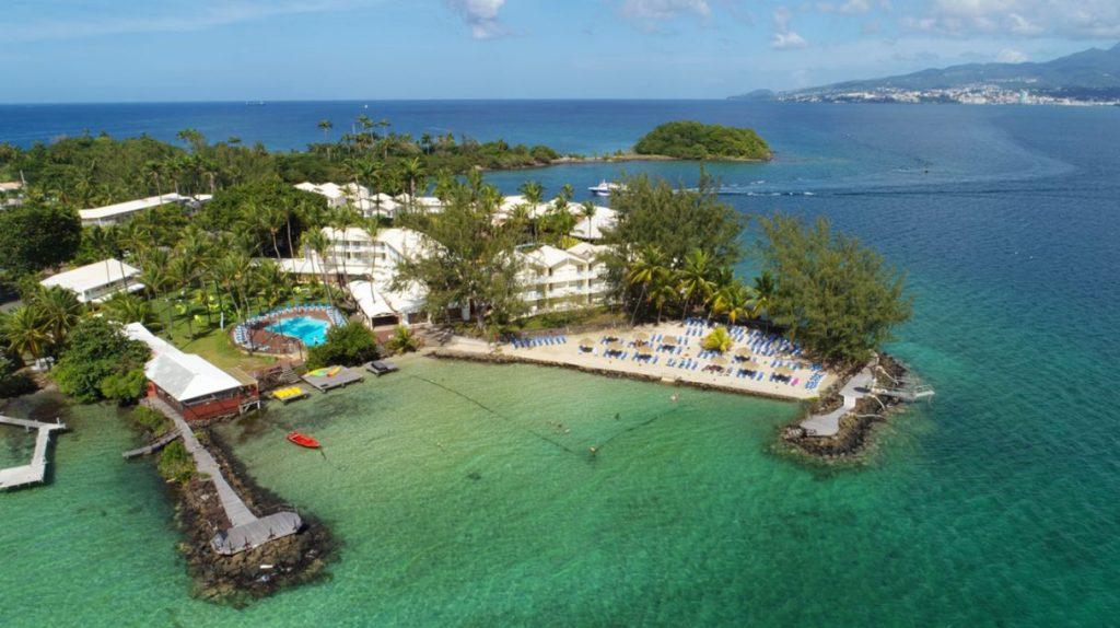 Carayou Hôtel & SPA - Hôtel à la Pointe du Bout - Les Trois Îlets