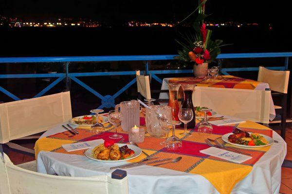 Diner Restaurant Le Boucaut - Carayou Hôtel & SPA - Pointe du Bout