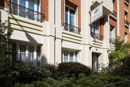 Façade - Résidences Paris Asnières
