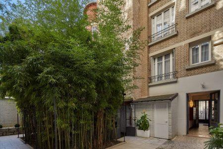 Jardin bambou - Résidences Paris Asnières