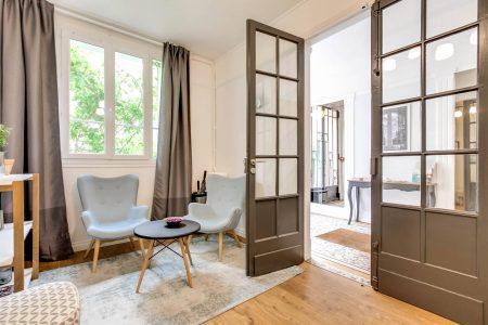 Réception - Résidences Paris Asnières