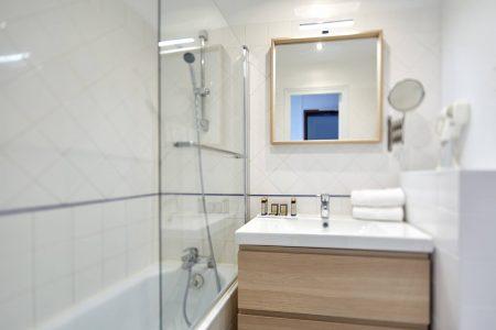 Salle de bain appartement - Résidences Paris Asnières
