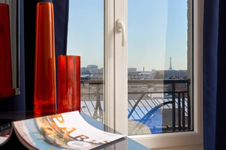 Tour Eiffel - Résidences Paris Asnières
