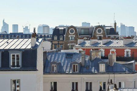 Vue-sur-toit - Résidences Paris Asnières