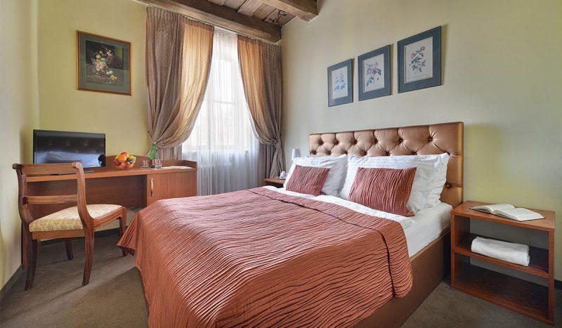 Chambres Cute Petite Chambre A Deux Lits Hotel Prague