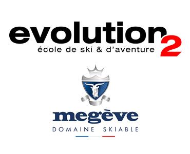Logo Evolution 2 Megève