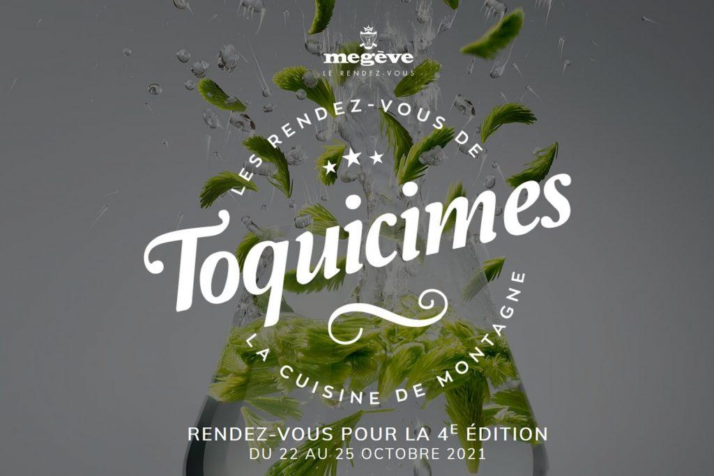 Festival gastronomique Toquicimes à Megève