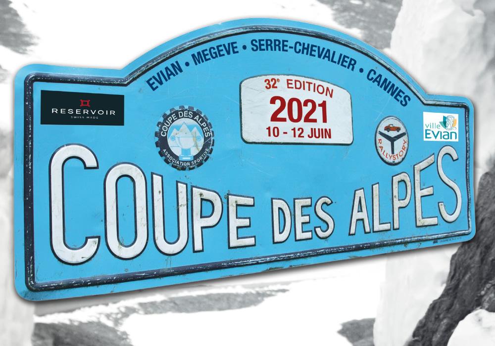 Rallye 32e Coupe des Alpes