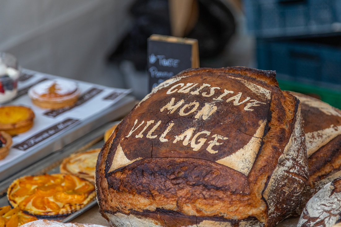 Cuisine Mon Village