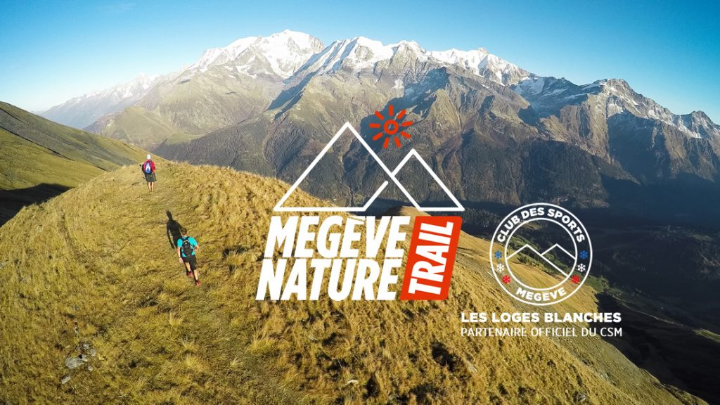 Megève Nature Trail Les Loges Blanches sponsor officiel