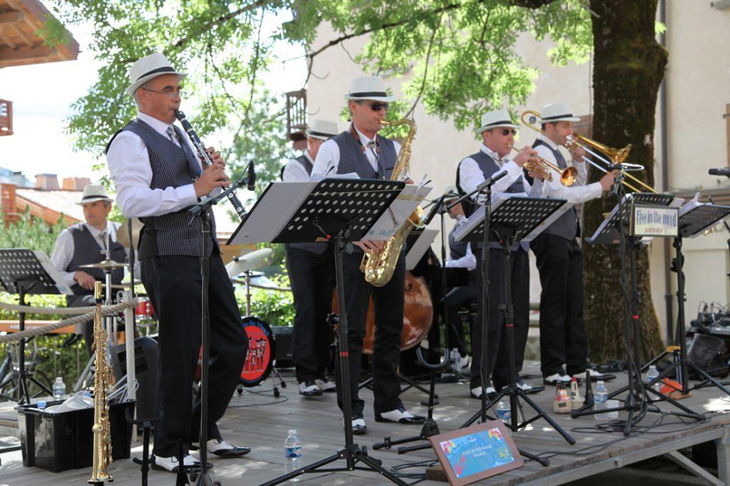 Summer Jazz Megève