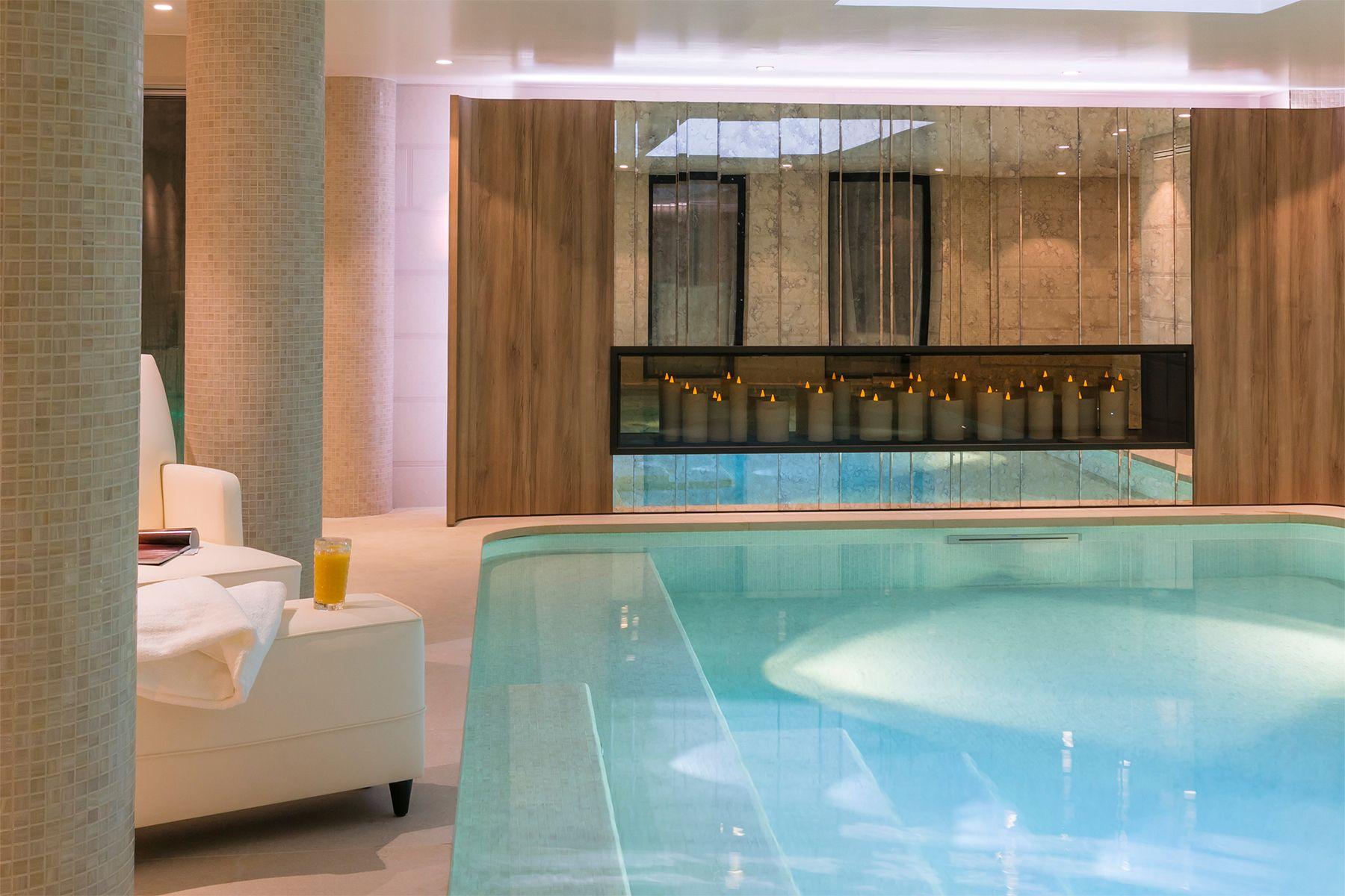 Galerie maison albar hotel paris c line for Hotel france spa