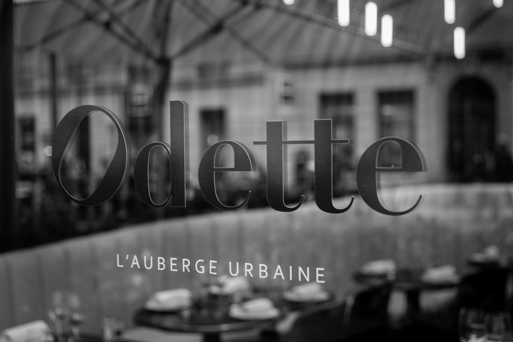 """Odette"" The urban inn"