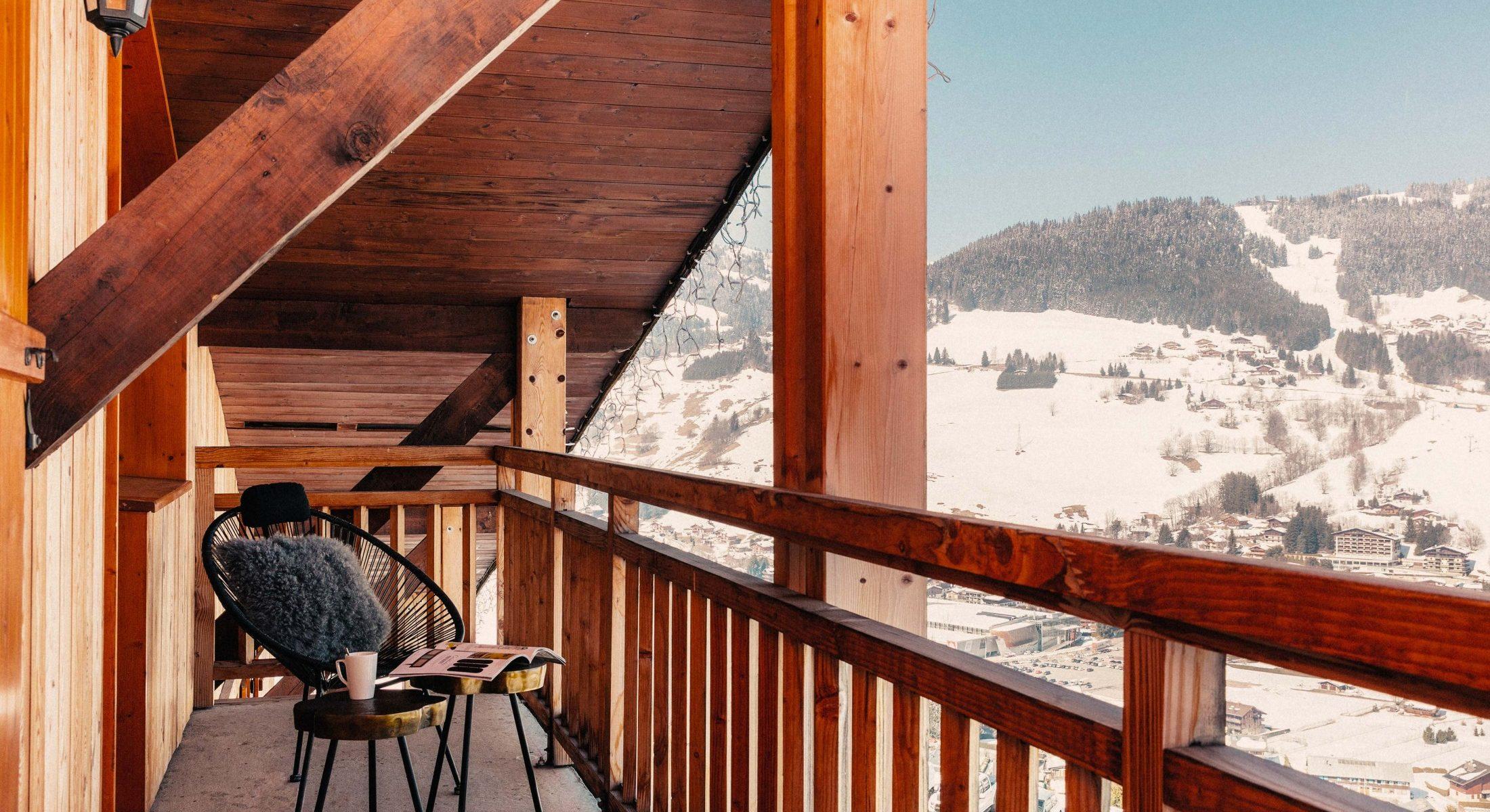 Le Refuge Megeve Architecte rooms & suites - prestige megève suite megève hotel - l