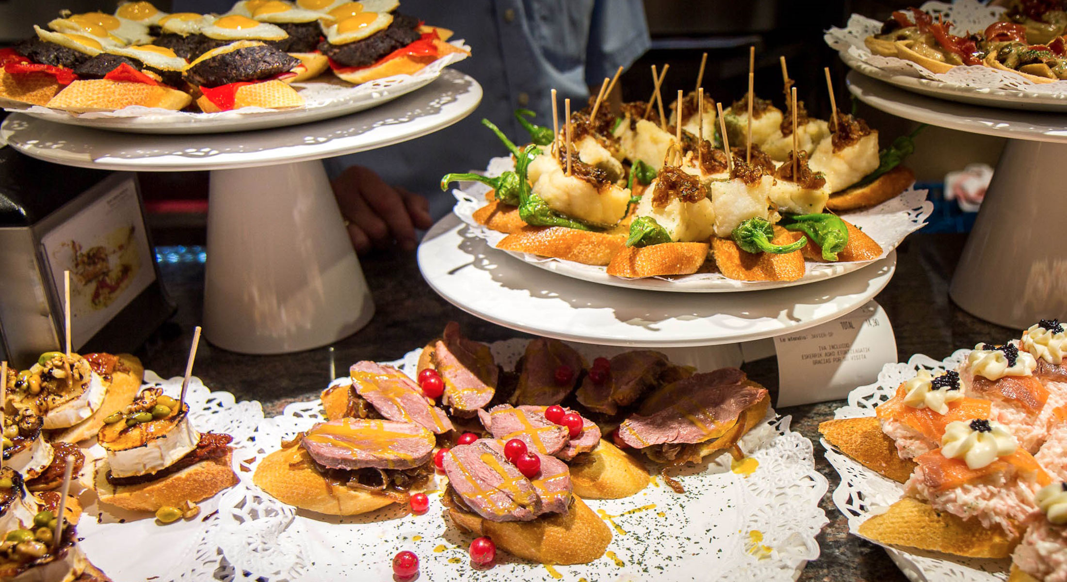 From Michelin Stars Restaurants To The Cider Houses Or Pinchos