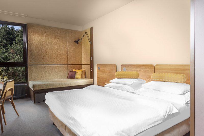 274d3fc4b Pokoje - Standard - Hotel Golf nedaleko historického centra Prahy ...