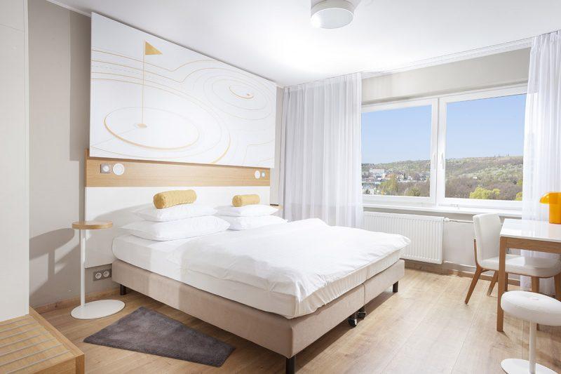 ff4a921b5 Pokoje - Suite - Hotel Golf nedaleko historického centra Prahy - 4 ...