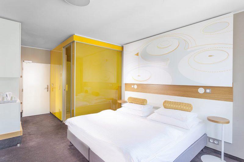 8a008b572 Pokoje - Superior - Hotel Golf nedaleko historického centra Prahy ...
