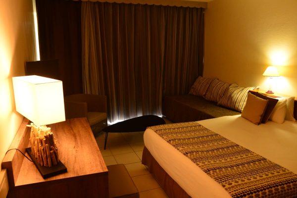 chambre Double au Gosier - Hotel Fleur d'épée - Guadeloupe