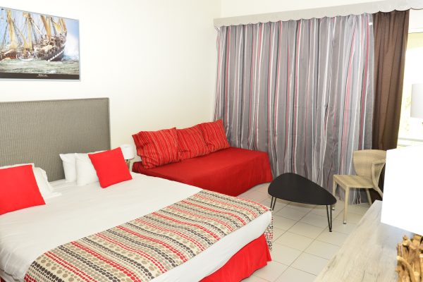 chambres Double au Gosier - Guadeloupe