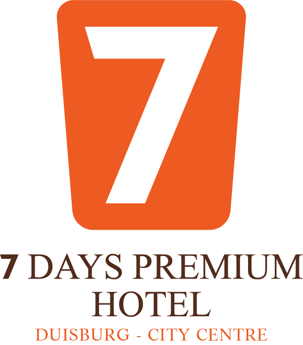 logo 7 Days Premium Duisburg-City Centre