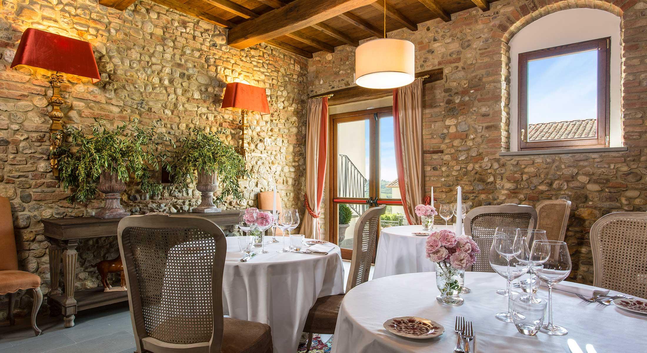 Wine & Dine - La Terrazza Restaurant Montespertoli, Chianti ...