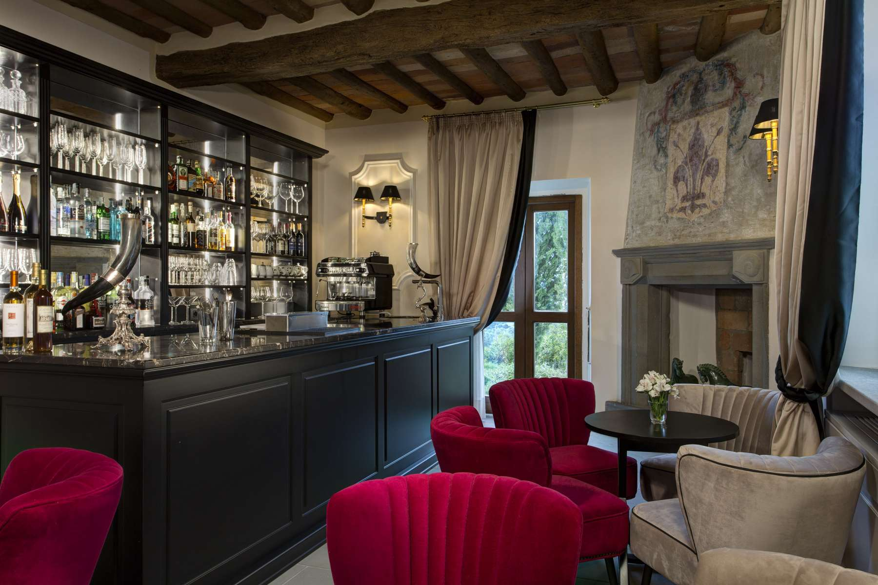 Wine Dine Wine Bar Montespertoli Chianti Florence